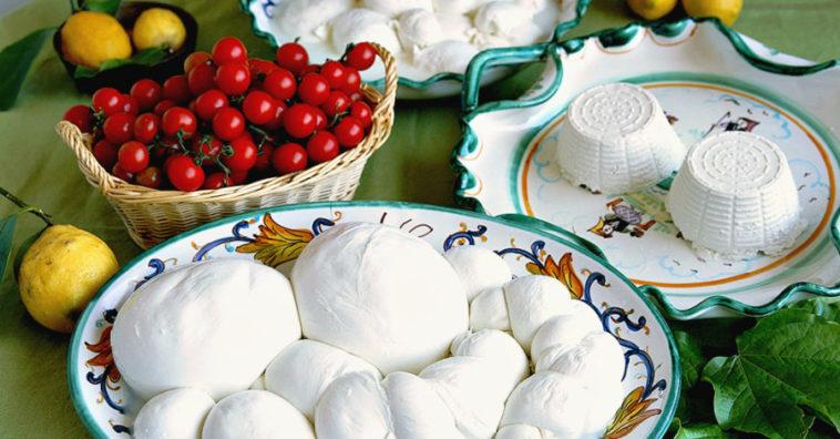 Рикотта & моцарелла: 5 рецептов диетических блюд для тонкой талии