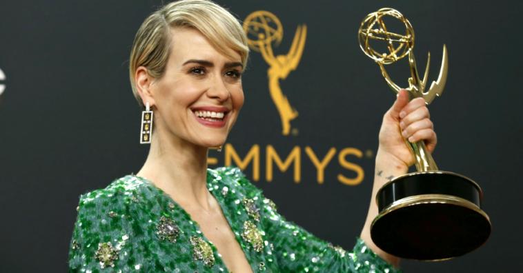 Звезда «Американской истории ужасов» Сара Полсон: лучшие образы актрисы