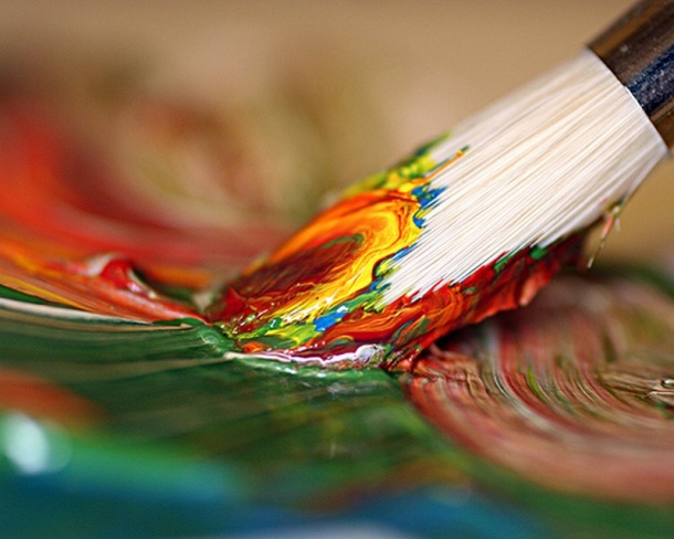 Выбор художественной кисти