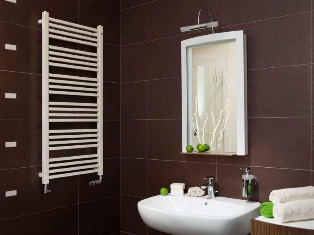 Выбираем полотенцесушители для ванной комнаты