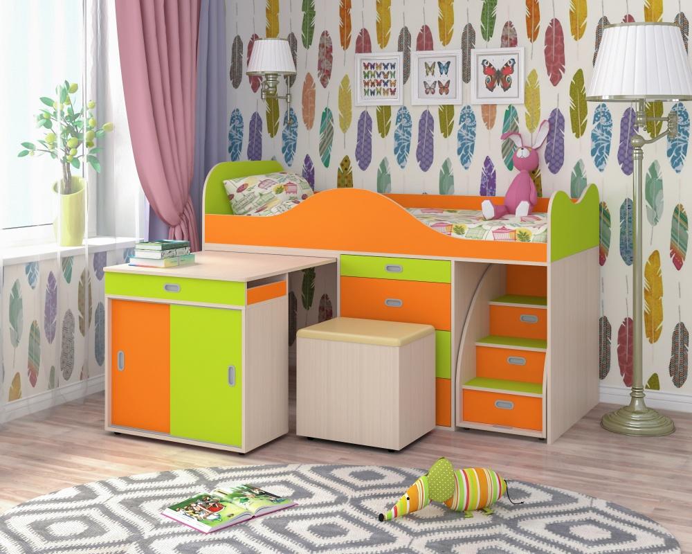 Детская мебель под заказ - на что обратить внимание