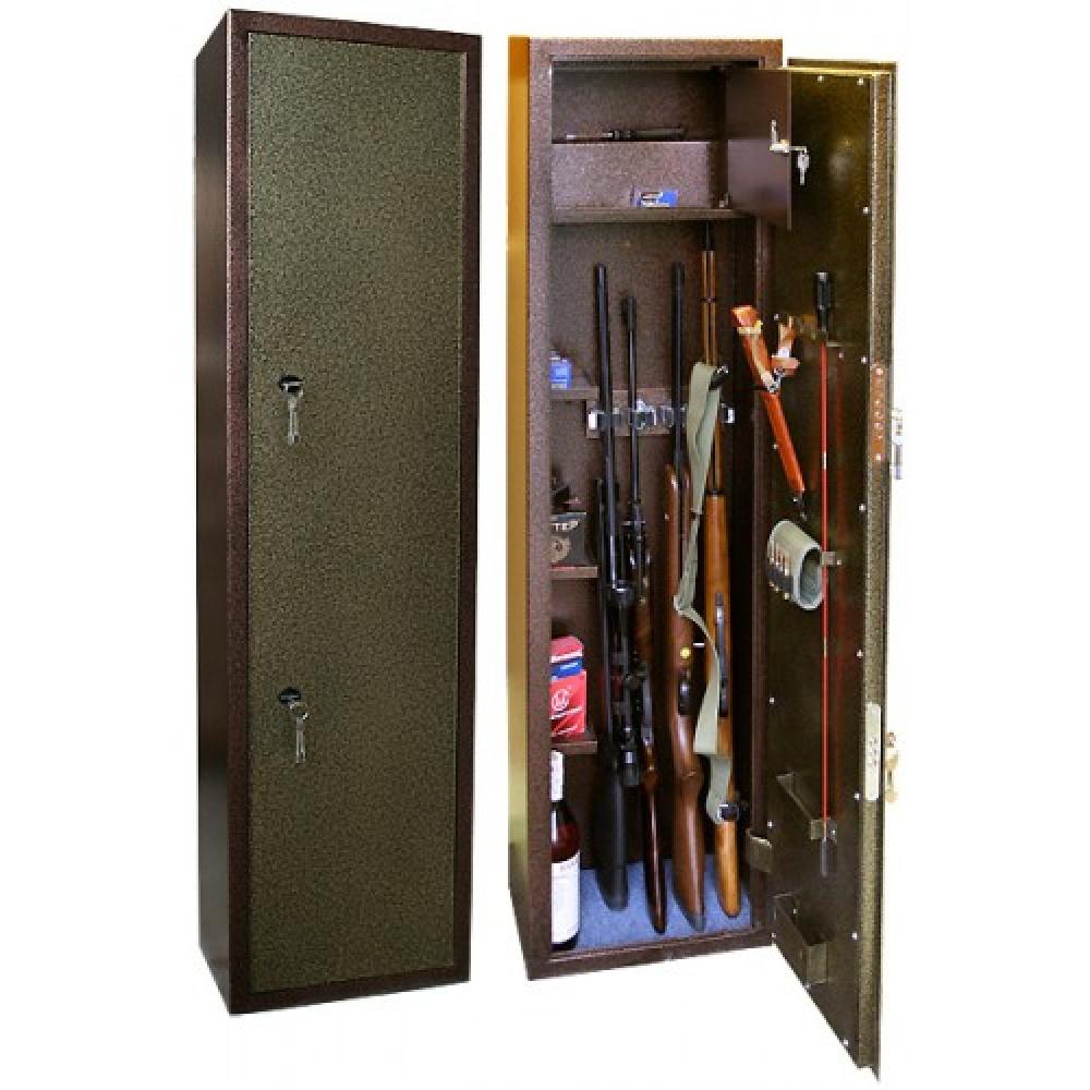 Как выбрать надежный взломостойкий сейф для оружия