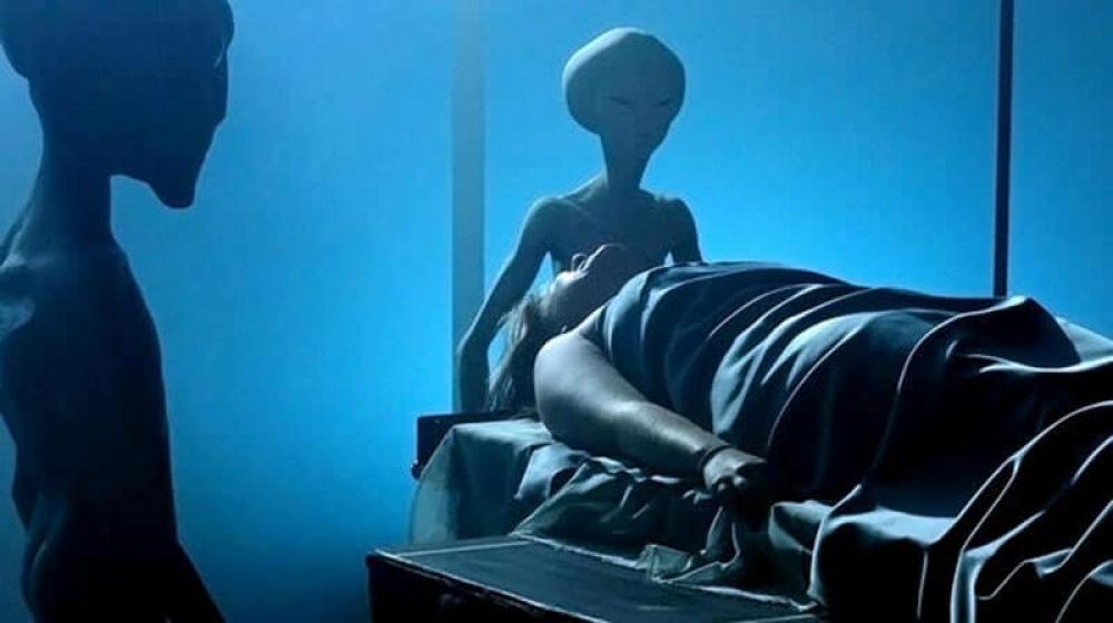 Пить бросил и почти в инопланетян поверил, ну тёща и выдумщица