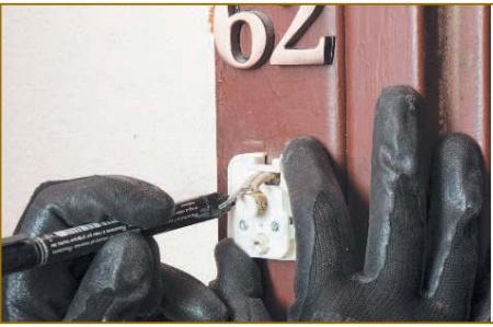 Инструкция по демонтажу и установке дверного звонка
