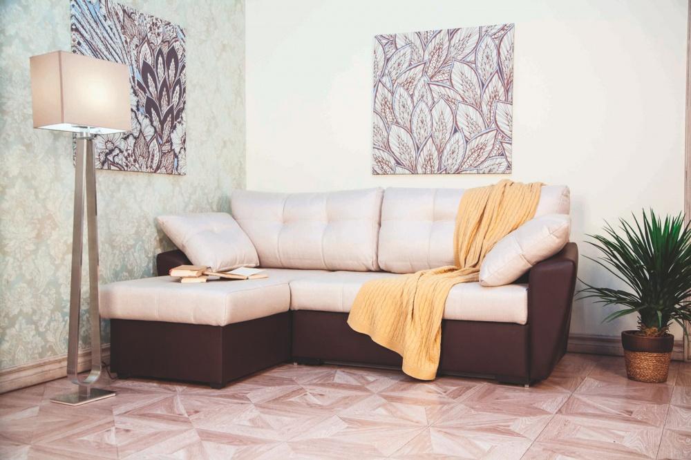 Угловой диван – современный элемент интерьера