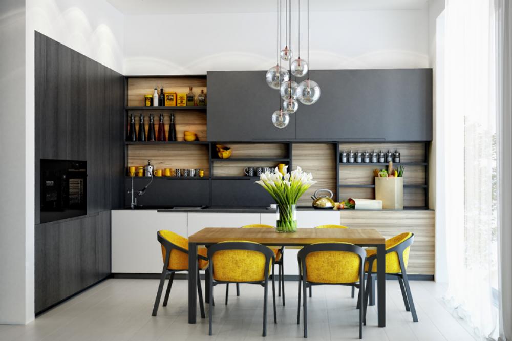 Планируем кухню: 6 важных шагов на пути к кухне вашей мечты