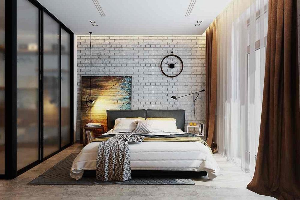 Вечный вопрос - как обустроить спальню?