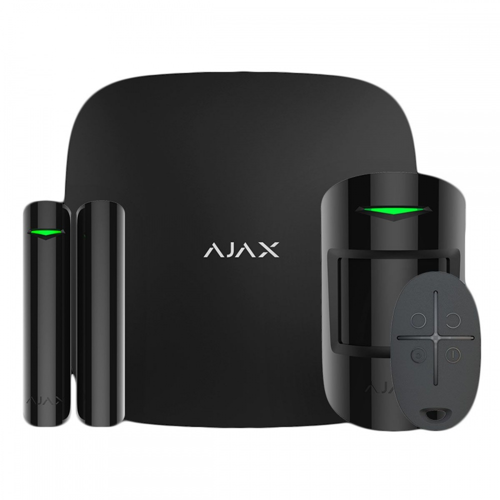 Компания Ajax systems – лидер на европейском рынке охранных систем